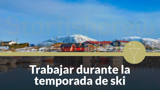 trabajo temporada de ski andorra
